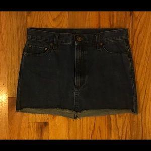 Freepeople Denim skirt